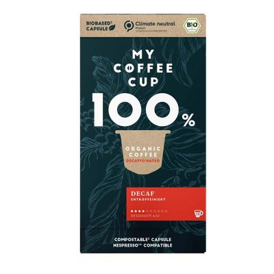 MEXICAN MAYA GOLD DECAF